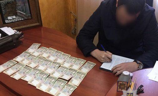 На Закарпатье за подкуп полиции задержали двух человек