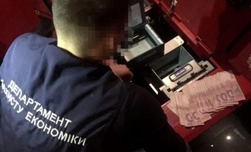 На Харьковщине ликвидировали сеть игорных заведений и подпольный алкогольный цех