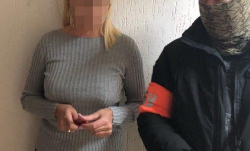 В Киеве погорела на взятке чиновник налоговой инспекции