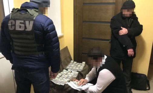 Депутат Сумского горсовета погорел на взятке