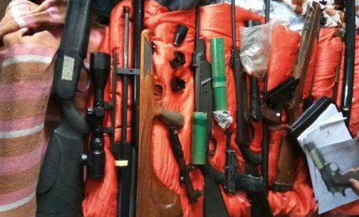 В Хмельницком задержали торговца оружием