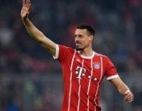 Бундеслига: разгромная победа «Баварии», важный успех «Шальке»