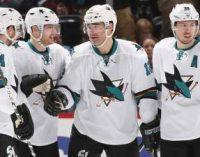 НХЛ: «Сан-Хосе» разгромил «Анахайм», поражения «Тампы» и «Нэшвилла»