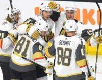 НХЛ: «Вегас» всухую разбил «Лос-Анджелес», «Вашингтон» ответил «Коламбусу»