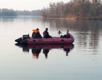В Киеве по прежнему ищут тело мужчины, упавшего с лодки
