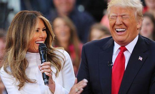 Мелания Трамп на день рождения осталась без презента от мужа