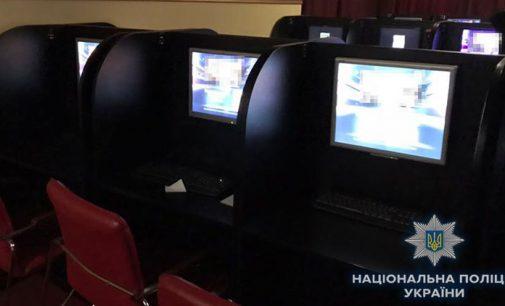 С начала года правоохранители ликвидировали 140 игровых заведений
