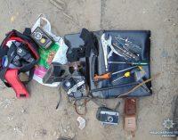 В Киеве задержали группу квартирных воров