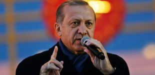 Эрдоган: «Россия вернет нам миллиард долларов за газ»