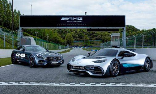 В Южной Корее появился гоночный трек от Mercedes-AMG