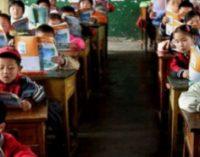 В китайской школе используют систему распознавания лиц для слежки за отвлекающимися учениками
