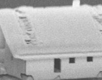 Построен самый маленький дом в мире из оптоволокна