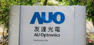 AUO пока не планирует серийный выпуск дисплеев micro-LED