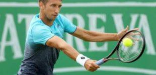 Стаховский выиграл турнир в Великобритании