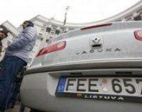 Растаможка автомобилей на еврономерах значительно подешевеет
