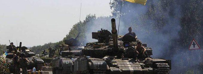 Верховная Рада освободила от ввозного НДС продукцию необходимую для операции на Донбассе