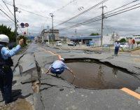Землетрясение в Японии: растет число жертв