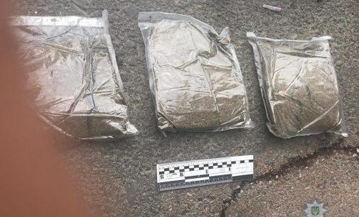 В Закарпатской области на границе изъяли 2,5 килограмма наркотиков