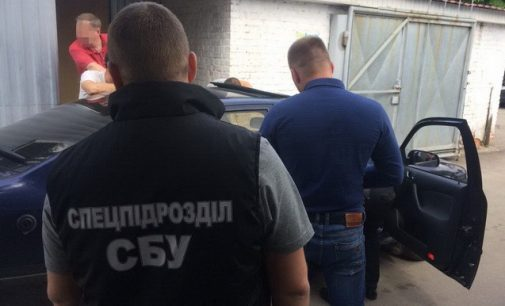 В Хмельницком на взятке погорел прокурор
