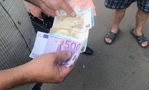 В Черновцах за предложения взятки сотруднику СБУ задержали коммерсанта