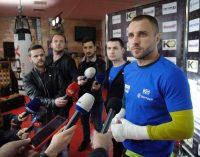Бурсак: «Очень хочу, чтобы выиграл Александр Усик»