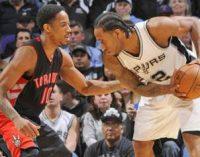 НБА: «Сан-Антонио» и «Торонто» договорились об обмене двух звезд