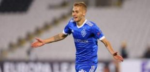 «Динамо» минимально огорчило «Шахтер» в матче за Суперкубок Украины