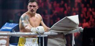 Усик обошел Джошуа в рейтинге лучших боксеров мира