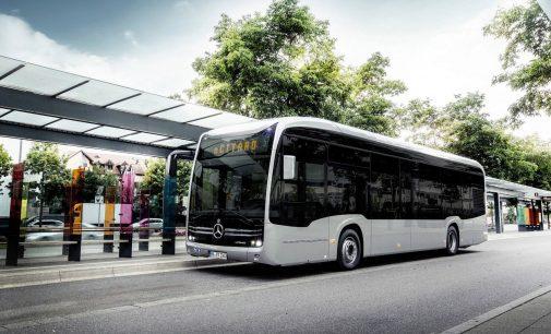 Mercedes-Benz показала электроавтобус eCitaro