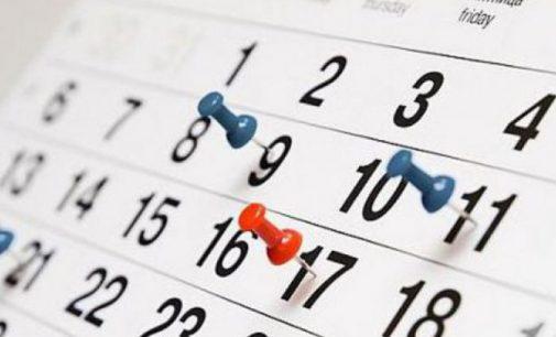 В июне украинцы будут отдыхать 12 дней