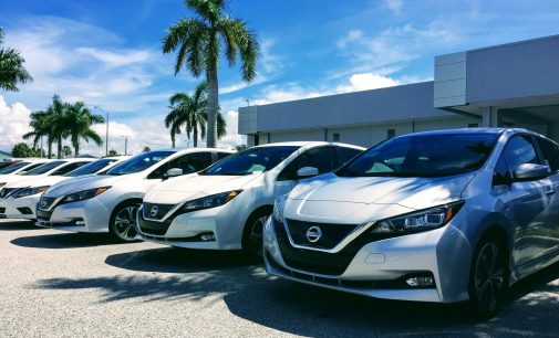 В США уже насчитывается 20 тыс. зарядных станций для электромобилей, больше всего их в Калифорнии, Флориде и Техасе