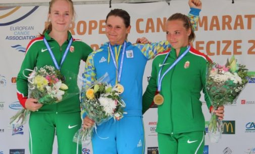 Два украинских спортсмена победили на ЧЕ по гребле