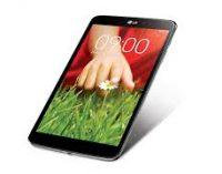 LG выпустит планшет G Pad 8