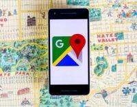 Теперь в Google Maps можно использовать Google Translate