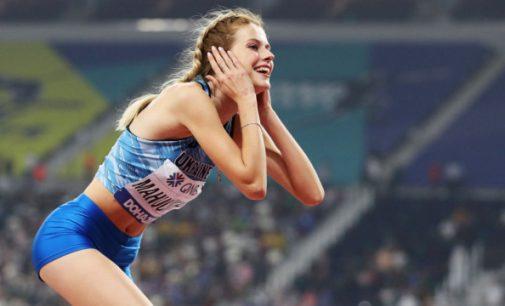 Украинка стала лучшей легкоатлеткой мира