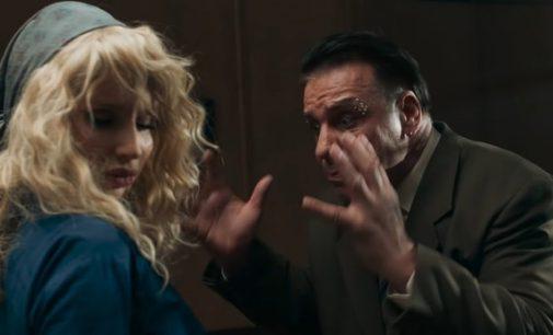 Светлана Лобода снялась в клипе Тилля Линдеманна