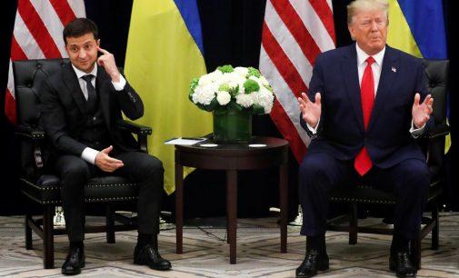 CNN: Трамп пытался урезать антикоррупционную помощь для Украины