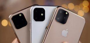 Apple выпустит пять новых iPhone в следующем году