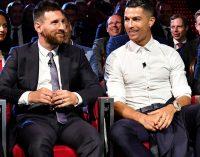 Месси — о соперничестве с Роналду: «Это войдет в историю»