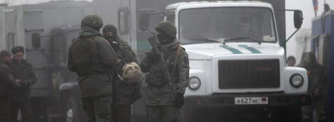 29 декабря на линии разграничения на Донбассе состоялся масштабный обмен между Украиной, Россией и подконтрольными Москве террористами