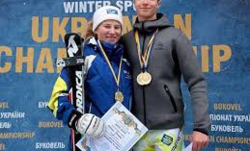 Украинская горнолыжница выиграла медаль турнира в Италии