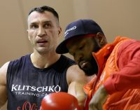 Бэнкс — о спаринге Кличко и Уайлдера: «Деонтей упал? Да, он это сделал»