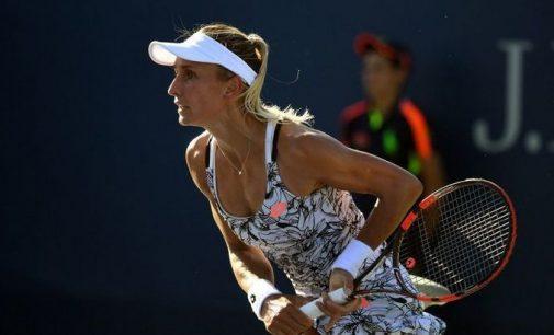 Цуренко вышла в финал теннисного турнира в Каире