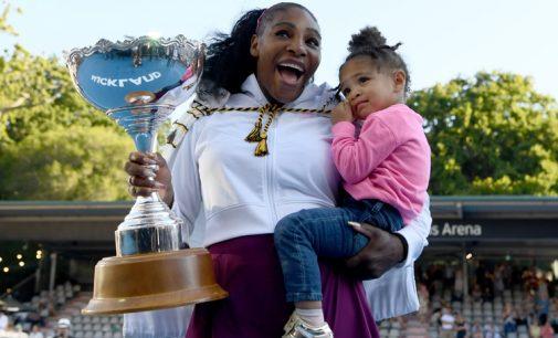 Серена Уильямс — о дочери: «Ее ждут испытания, и я очень хочу подготовить Олимпию к ним»