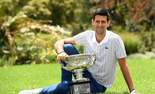 Джокович: «У меня появилось такое чувство, что вроде как пришло время выиграть еще одну медаль»