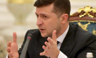 Зеленський провів нараду онлайн з урядом щодо ситуації з поширенням коронавірусу