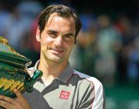 Федерер: «Когда я был маленьким, собрал целую коллекцию наклеек с игроками всех времен»